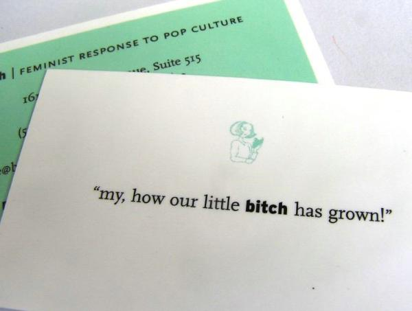 femenist response 30 Funny Business Cards You Should Check Today