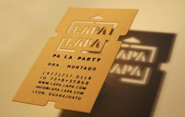 lapa business card 30 Funny Business Cards You Should Check Today