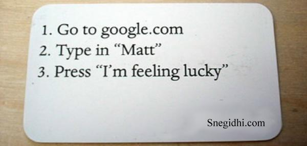 mattbusiness 30 Funny Business Cards You Should Check Today