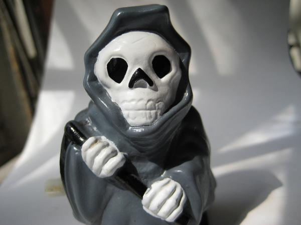 Creeping Death Toy