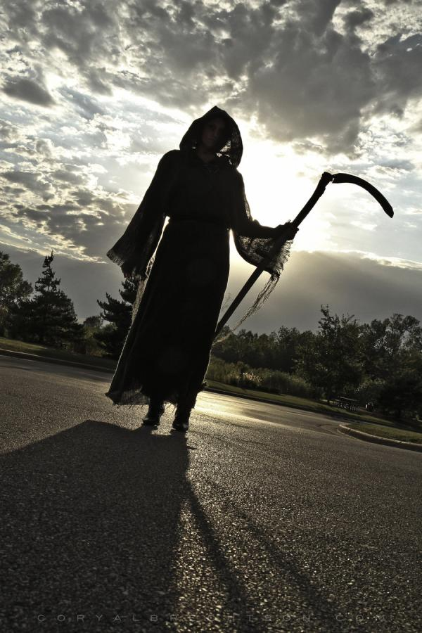 horrorable grim reaper 25 Dramatic Grim Reaper Pictures