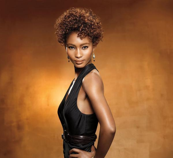short curly hair 25 Sexy Hairstyles For Black Girls