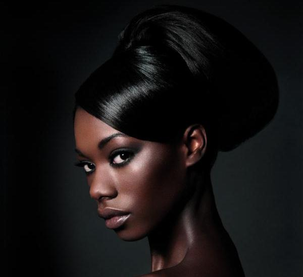 up do 25 Sexy Hairstyles For Black Girls