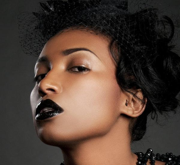 upper arranged culred black 25 Sexy Hairstyles For Black Girls