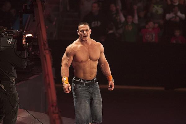 John Cena Monday Night Raw