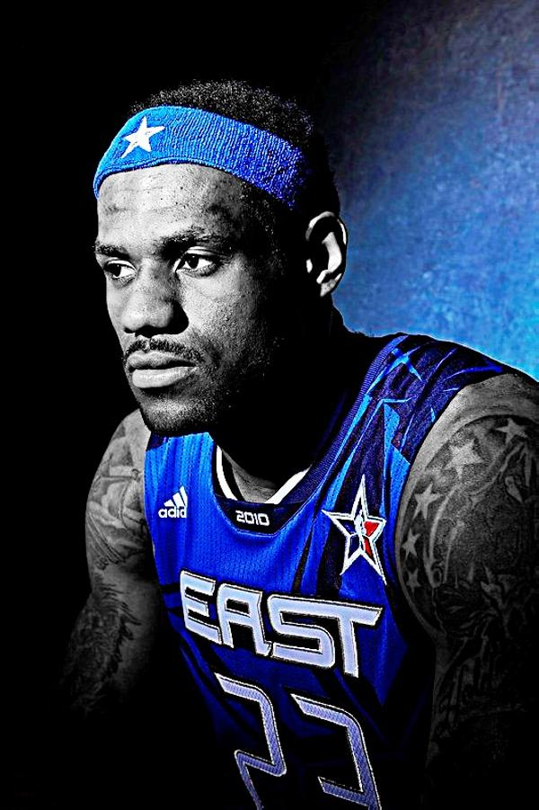 LeBron James All Star