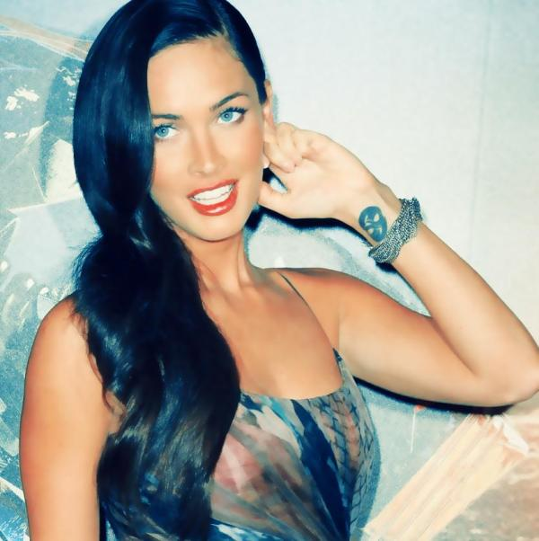 beautiful megan fox 40 Sexy Megan Fox Tattoos