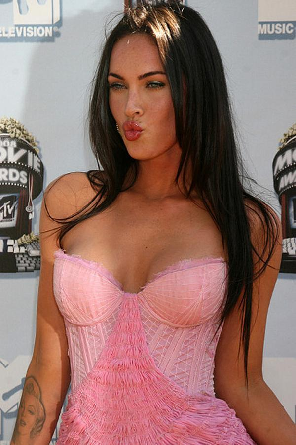 Beautiful Pic Of Megan Fox
