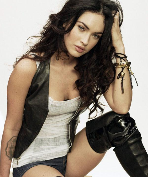 megan fox beauti 40 Sexy Megan Fox Tattoos