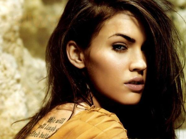 most hotest 40 Sexy Megan Fox Tattoos
