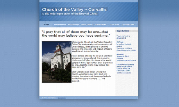 Church of the Valley