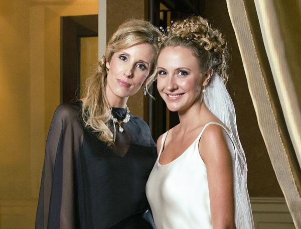 Bride Mom Hairstyle