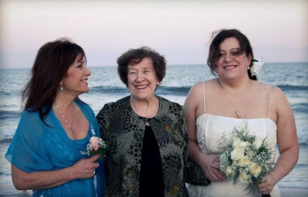 generations of being mom 35 Beautiful Mother of The Bride Hairstyles