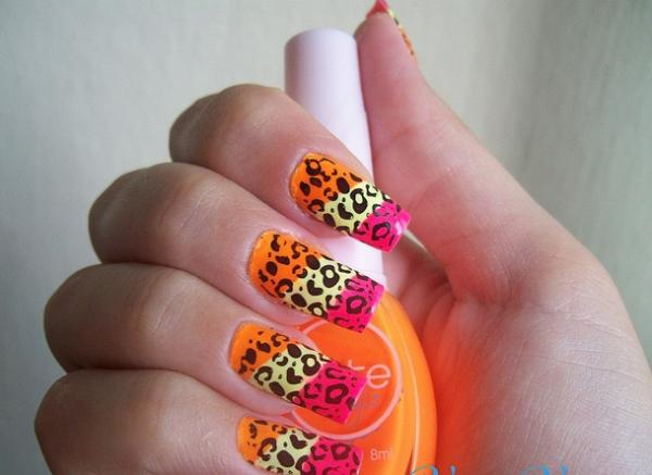 carnival nails 35 Beautiful Nail Art Ideas