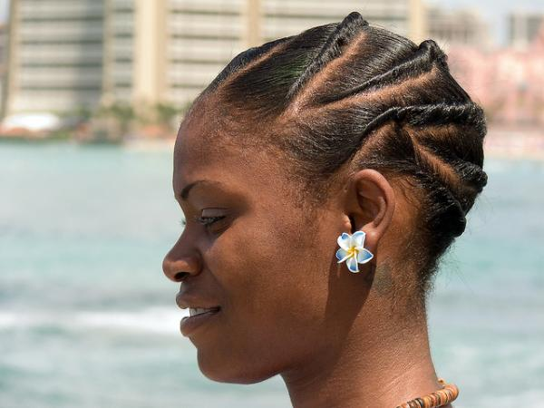 35 Great Natural Hairstyles For Black Women Pictures