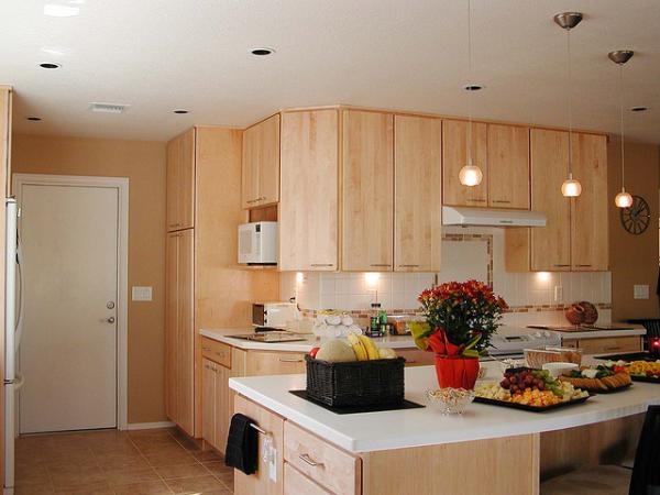 30 Beautiful Kitchen Lighting Ideas Pictures