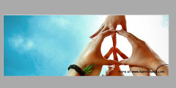 peace hand 25 Peace Sign on Facebook Pictures and Codes