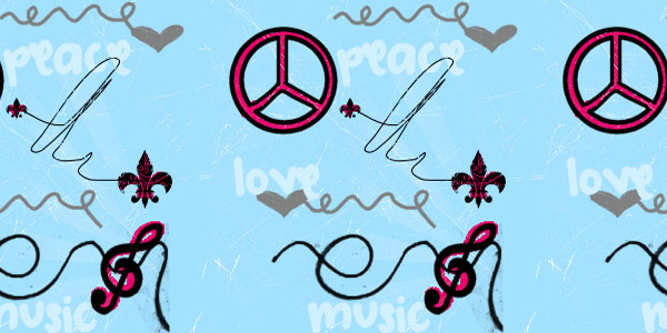 peace love music 25 Peace Sign on Facebook Pictures and Codes