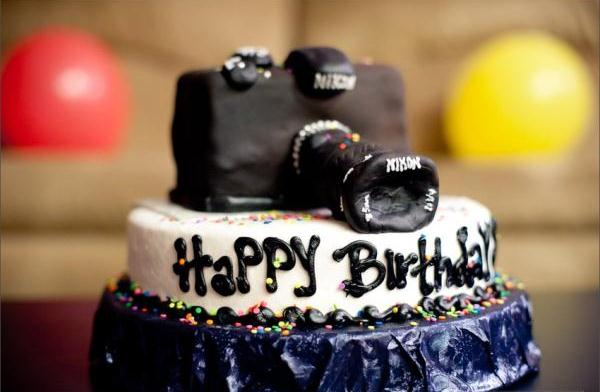 nikon 30 Yummy Pictures of Cakes
