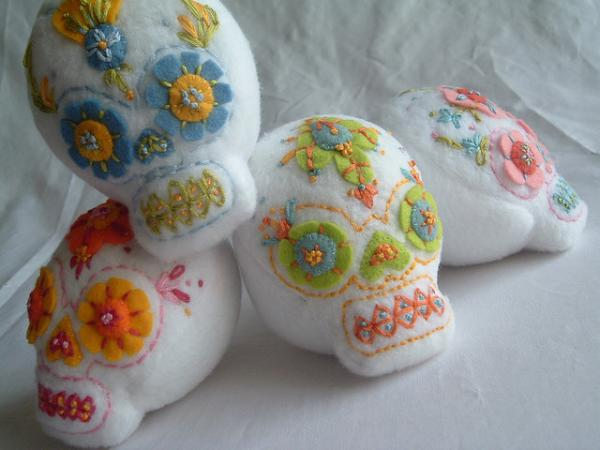 Sugar Skull Softie Stack