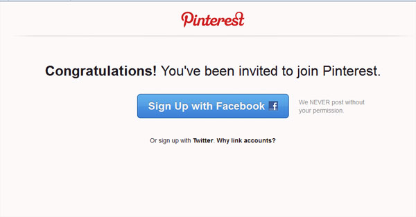 go an invitation How To Use Pinterest   Everything You Need To Know