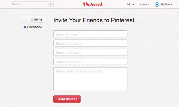 invite How To Use Pinterest   Everything You Need To Know