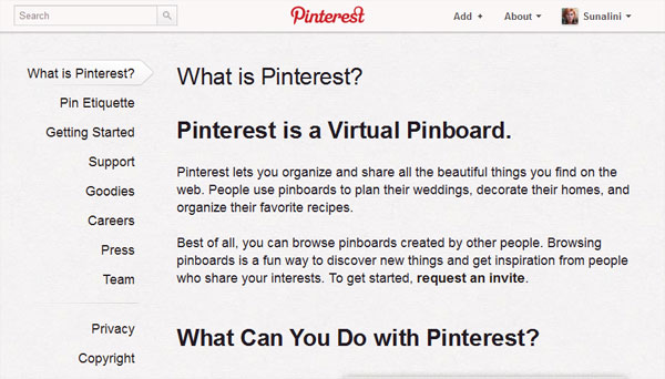 pinterest about How To Use Pinterest   Everything You Need To Know