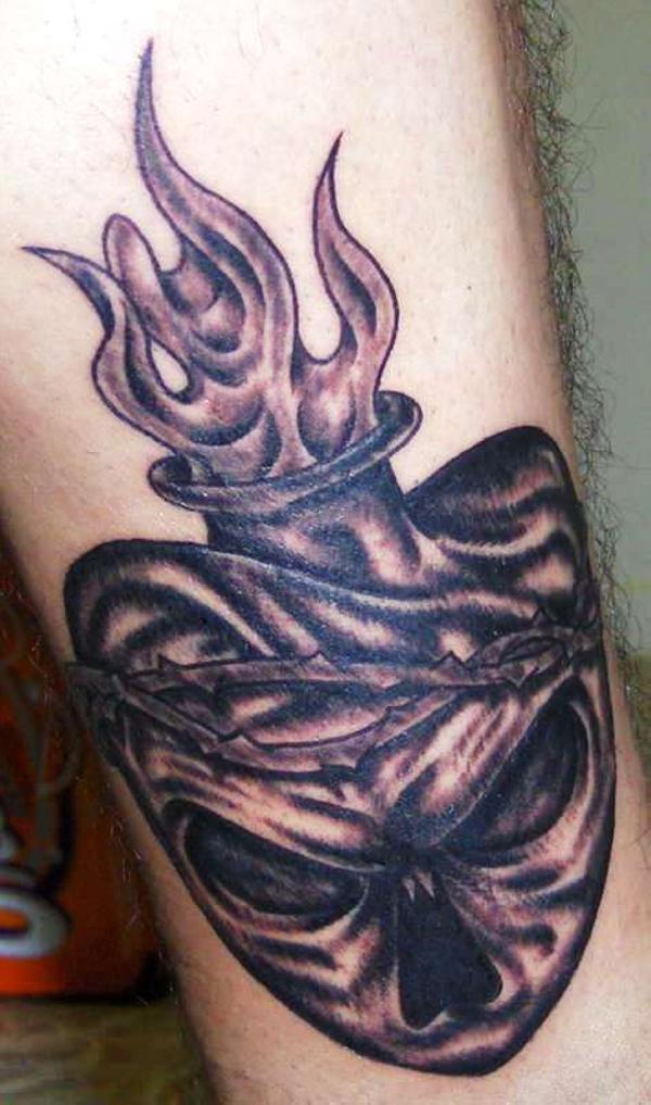 Black Sacred Heart