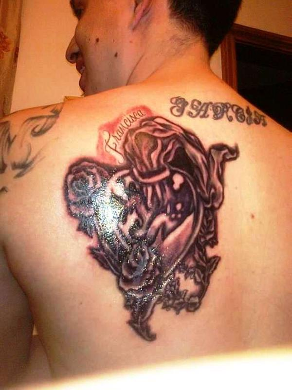 Sacred Heart For My Mother
