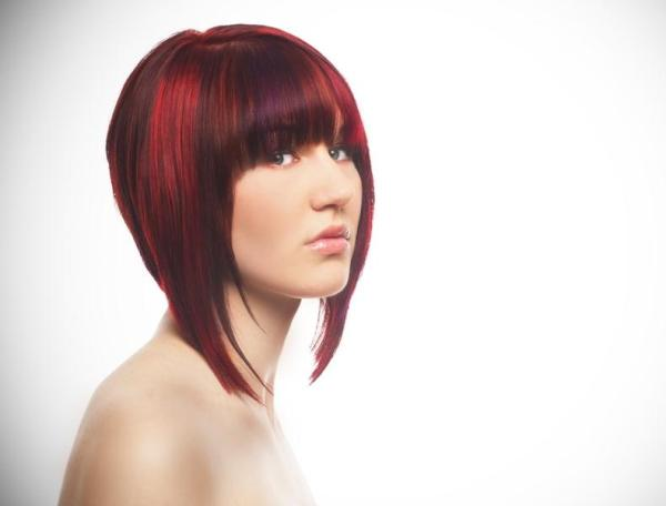 Formal Red Hair