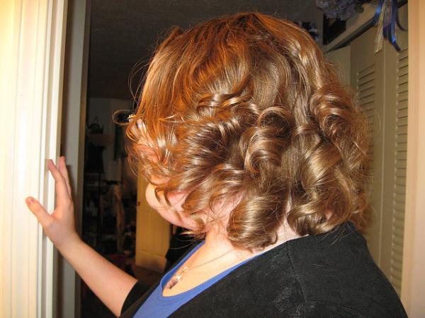 Wavy Hair Ringlets