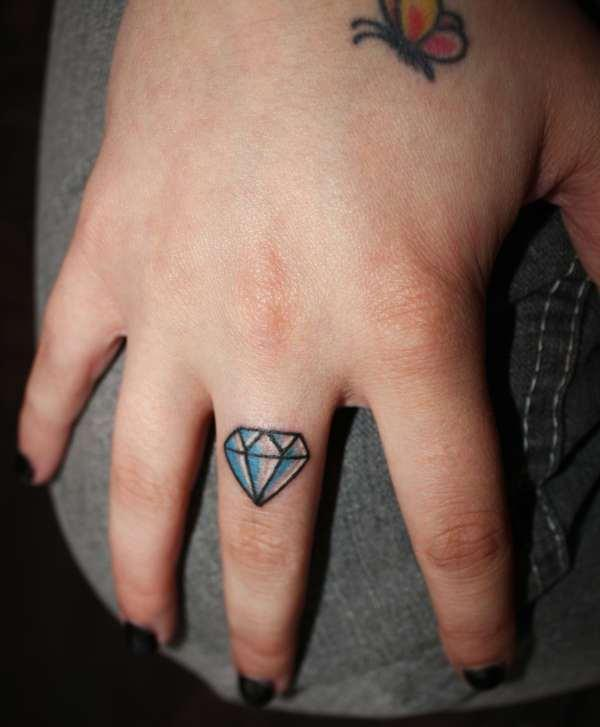 My Diamond Tattoo