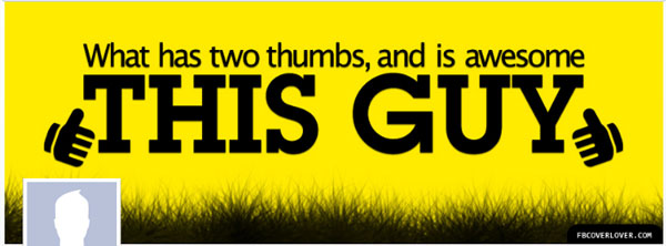 facebook cover 30 Groovy Thumbs Up Symbol Collection