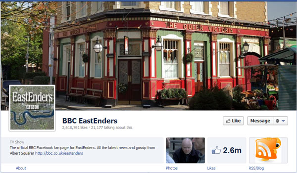 bbc 40 Creatively Awesome Facebook Timeline As Used By Brands