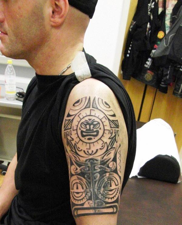 Complete Tribal Arm