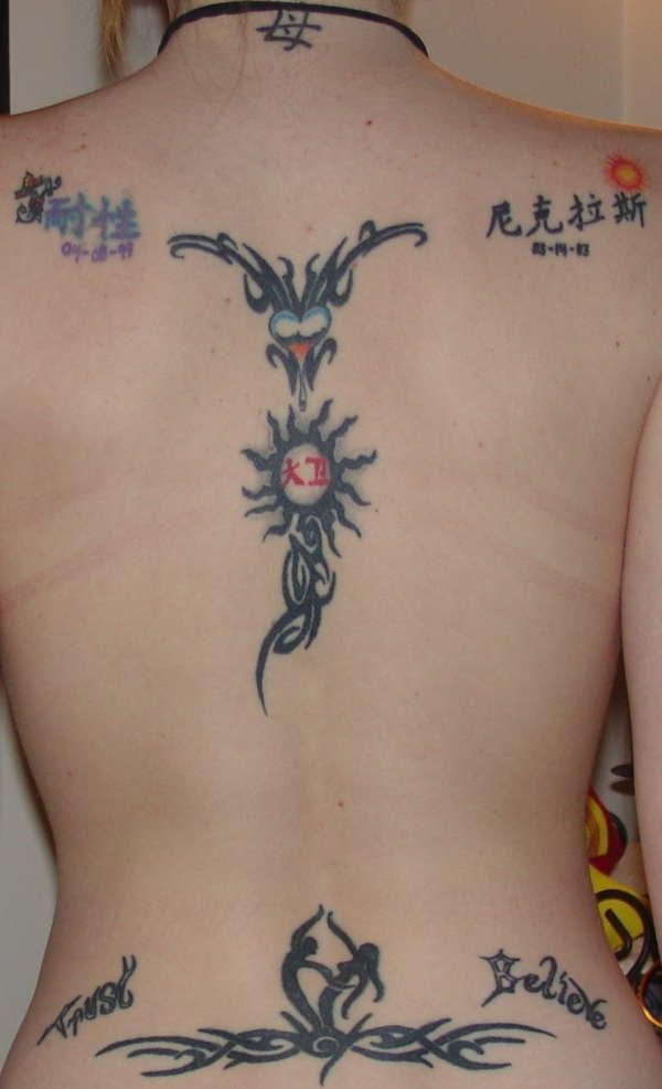 Tribal Tattoos For Women 30 Sexy Collections Slodive