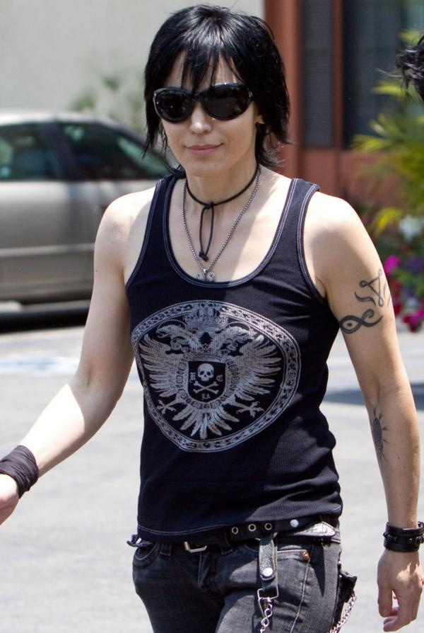 joan jett tattoo 30 Sexy Tribal Tattoos For Women