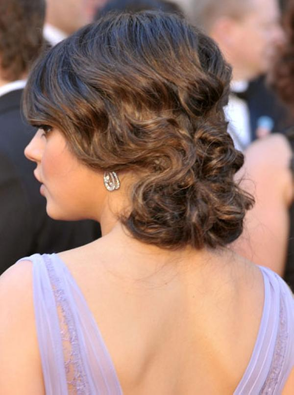 Wedding hairdos for short hair pictures
