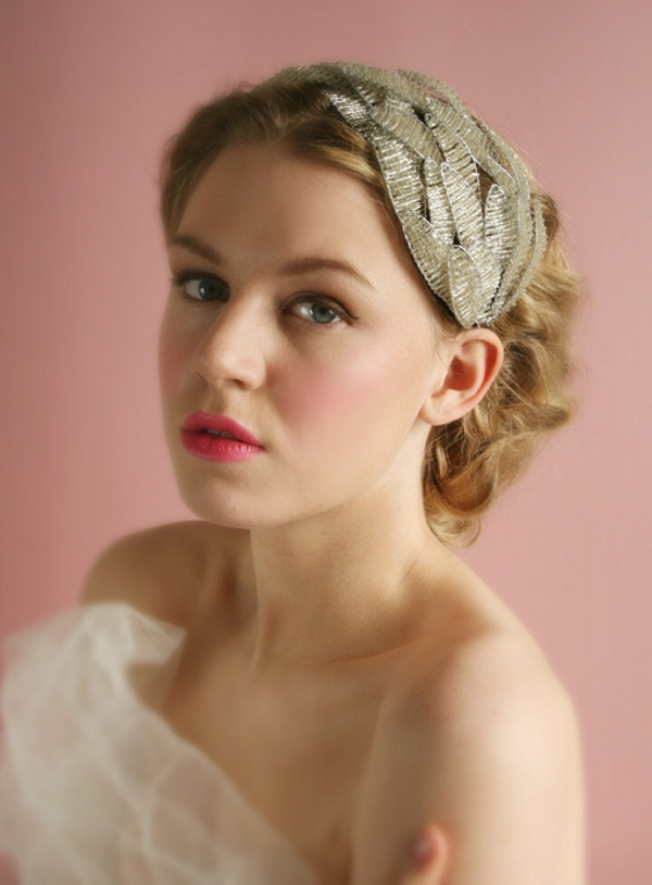 Wedding Hairstyles 35 Examples For Short Hair Slodive