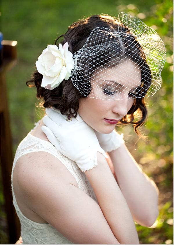 Pleasing 35 Lovely Wedding Hairstyles For Short Hair Slodive Hairstyles For Women Draintrainus