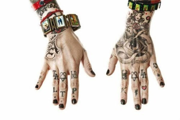 hands 40 Awesome Tattoos You Should Check Today