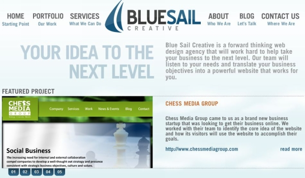 Blue Sail Creative