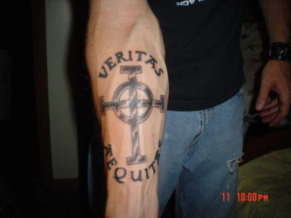 robust tattoo 30 Boondock Saints Tattoos Which Are Really Awesome