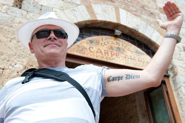 full carpe tattoo 30 Majestic Carpe Diem Tattoos