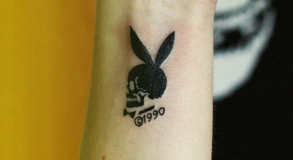 f36131712 Sexy Tattoos: Playboy Bunny Tattoos Which Look Very Sexy - Design Press