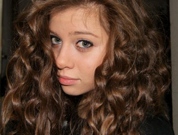 Glam Curly Hair