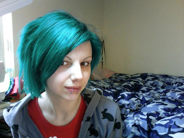green hair 30 Cute Hairstyles For Girls You Should Try To Impress Others