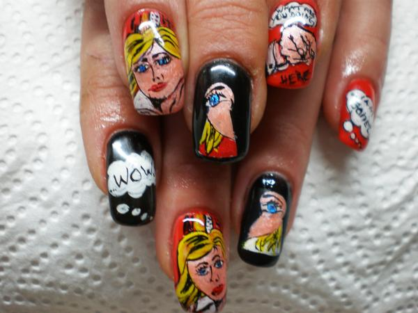 Cartoon Nail