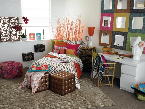 cool dorm room - Dorm Room Design Ideas