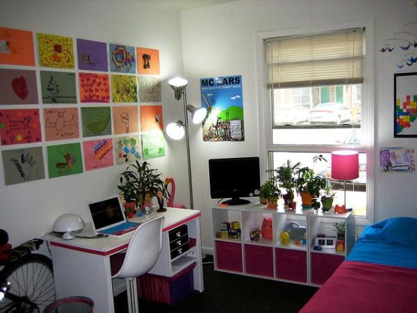 Lovely Dorm Room